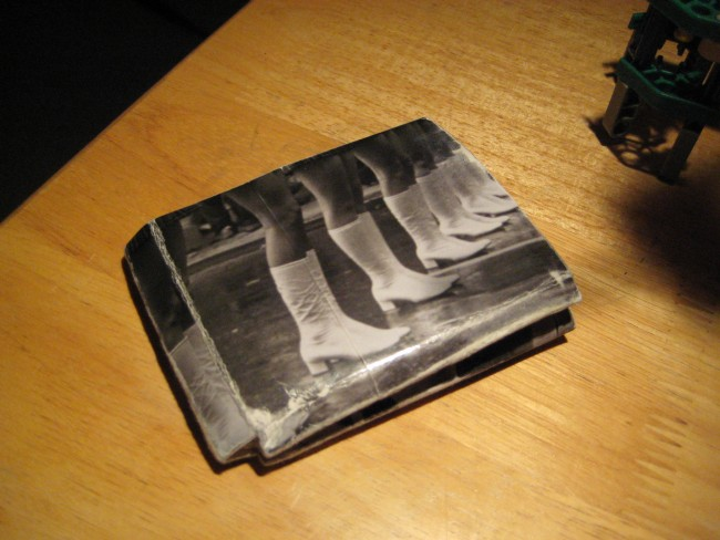 Boot Wallet