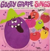 Goofy Grape Sings record