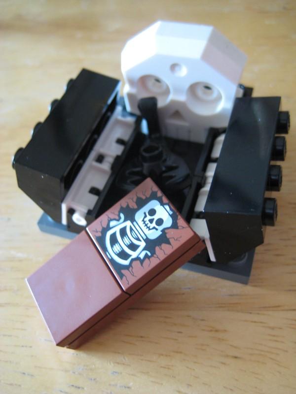 Halloween LEGO