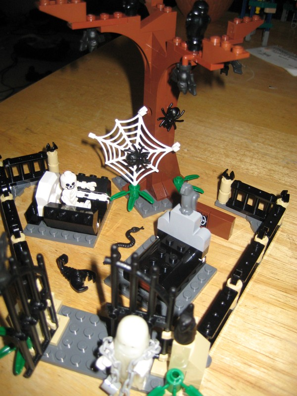 Halloween LEGO