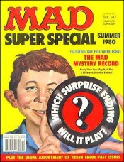 Mad Super Special Mystery Record