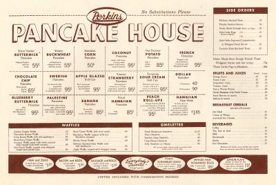 Perkins Pancake House