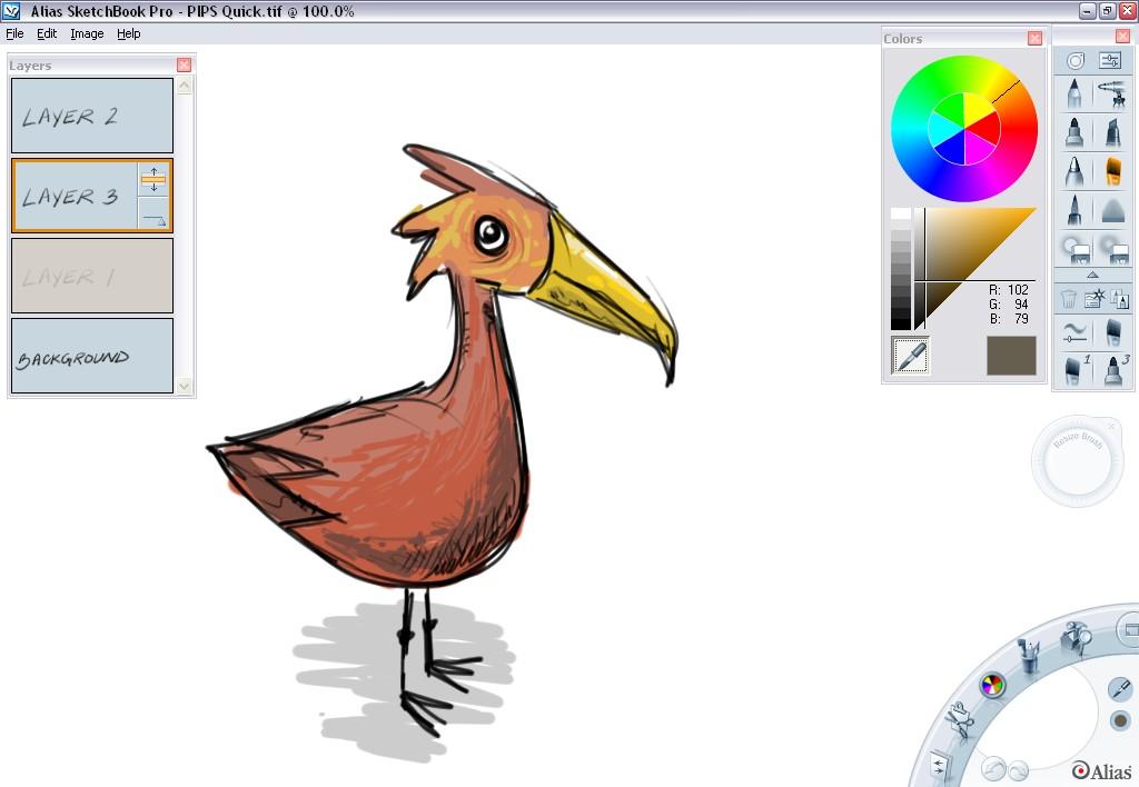 Download SketchBook For Free Or Try Sketchbook Pro