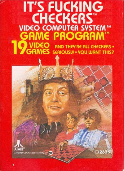 Vintage Atari Games